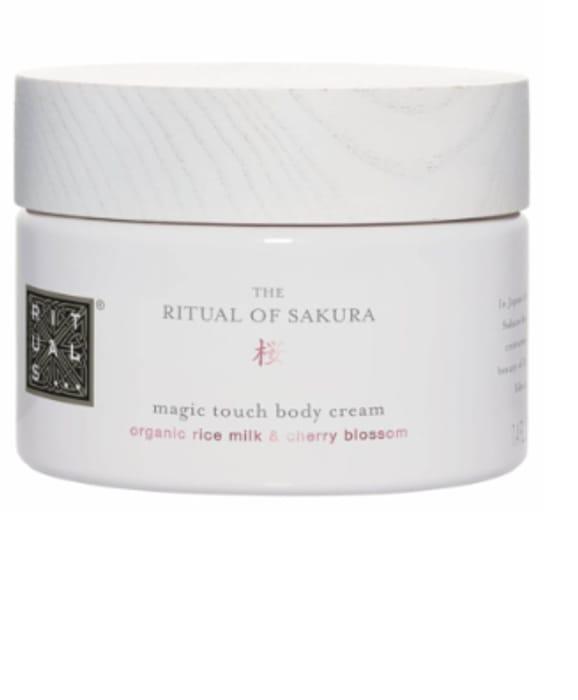 Free Rituals Sakura Body Cream
