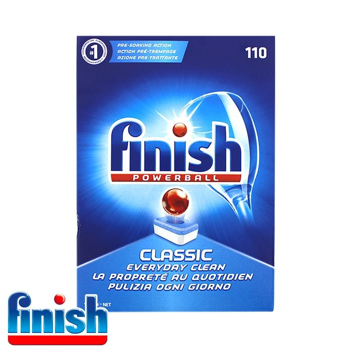 Finish Powerball Classic (Box of 110 Tablets)