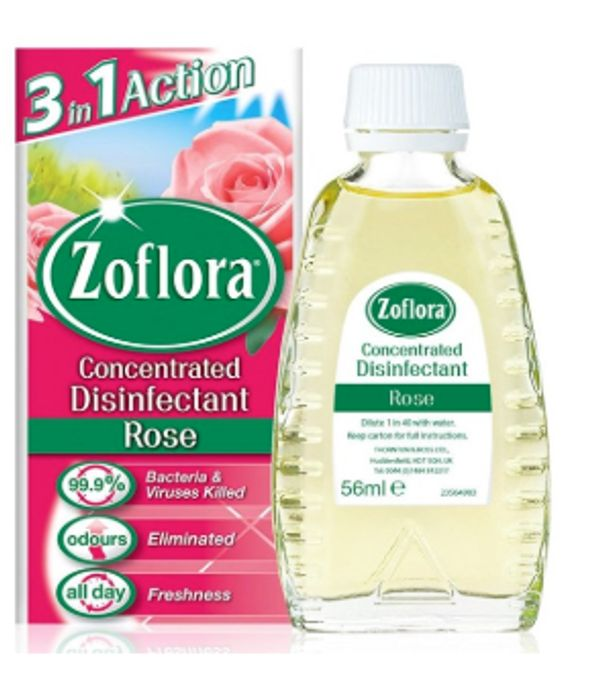Free Zoflora Disinfectant From The Home Tester Club *Register Or Log In To Apply
