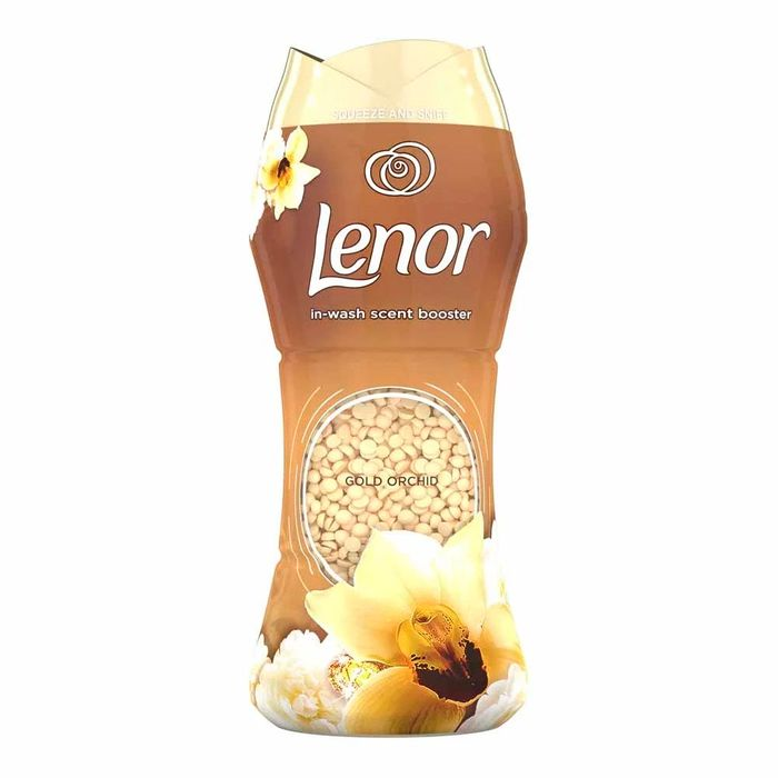 Cheap Lenor Gold Orchid Scent Booster 194g Only £2.99