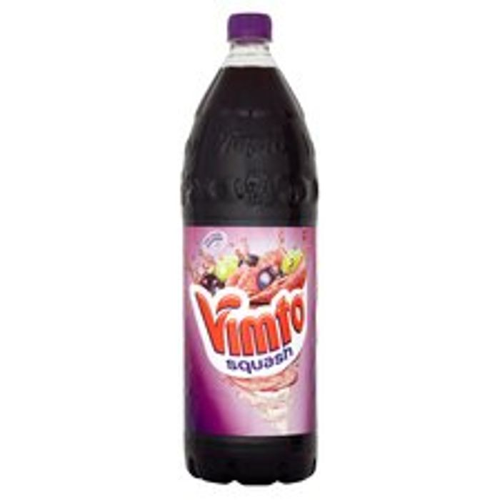 Vimto Original - Mixed Fruit Squash 2 Litre Bottle *With Added Vitamin C