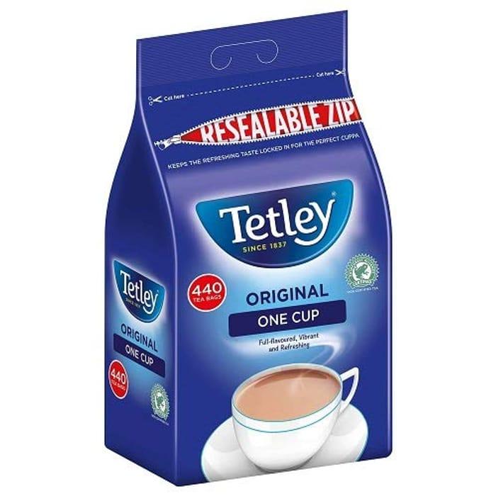 Tetley Tea Bags (Pack of 440)