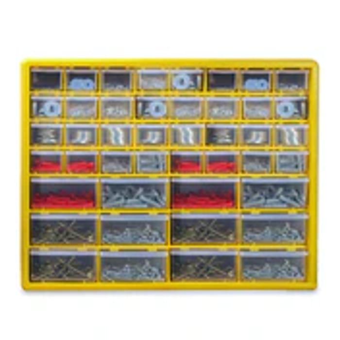 44 Drawer Storage Cabinet