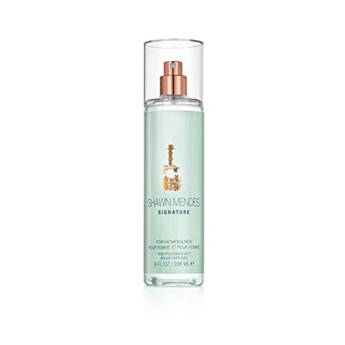 Price Drop! Shawn Mendes Signature Fine Fragrance Mist for Women and Men, 236ml