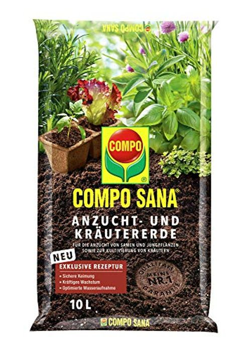 Compo 1062302 Compost 10 L