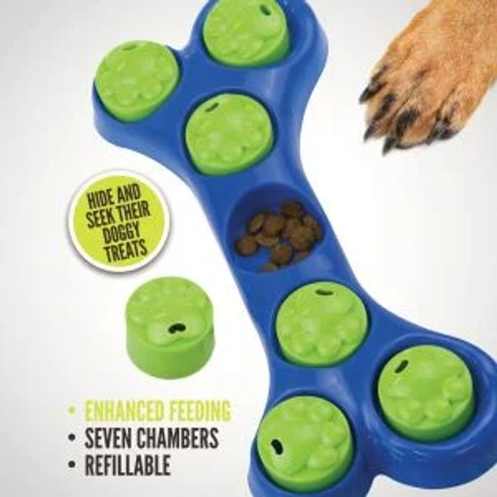 Pet Puzzle, the Search and Snack Dog Toy