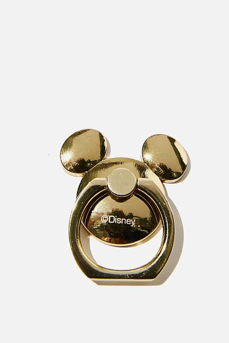 Disney Metal Phone Ring