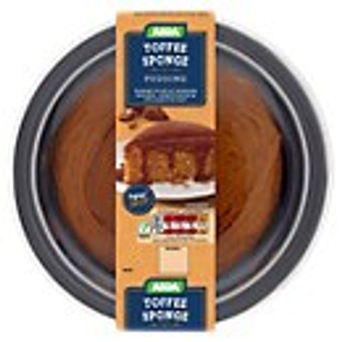 ASDA Toffee or Chocolate Sponge Pudding