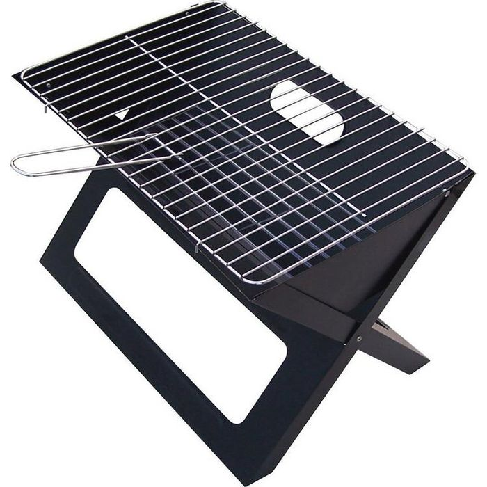 Notebook BBQ Grill (Foldable BBQ) - 52% OFF