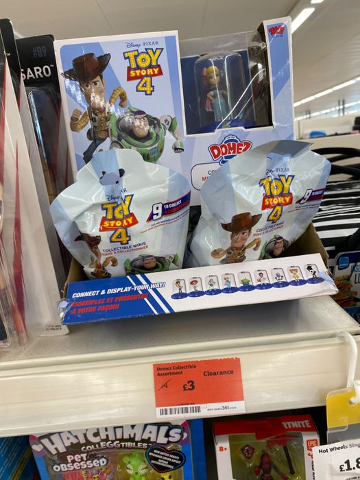 Toy Story Collectibles Assortment