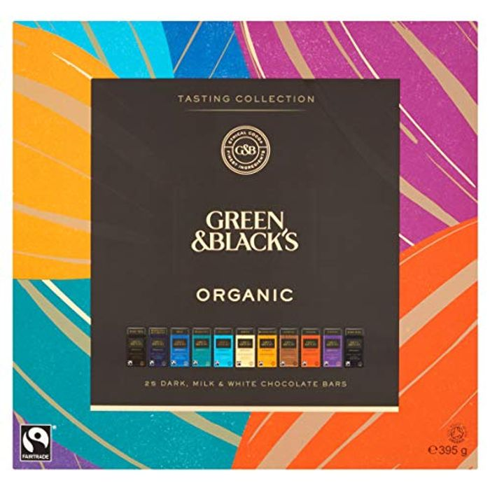 Green & Blacks Organic Tasting Box