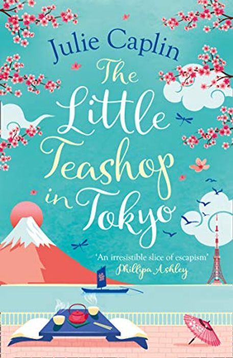 The Little Teashop in Tokyo - Kindle Only