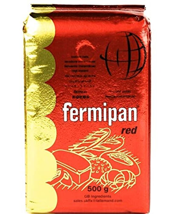 Link in Description- New Fermipan Instant Red Dried Yeast 500g
