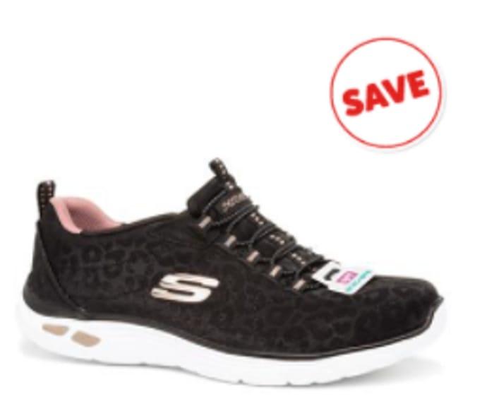 Shoe Zone -Sketchers Buy One Get One Free