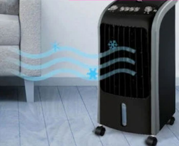 Keplin Air Cooler with Wheels & Optional Remote Control