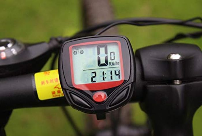 Bicycle Computer Odometer Speedometer