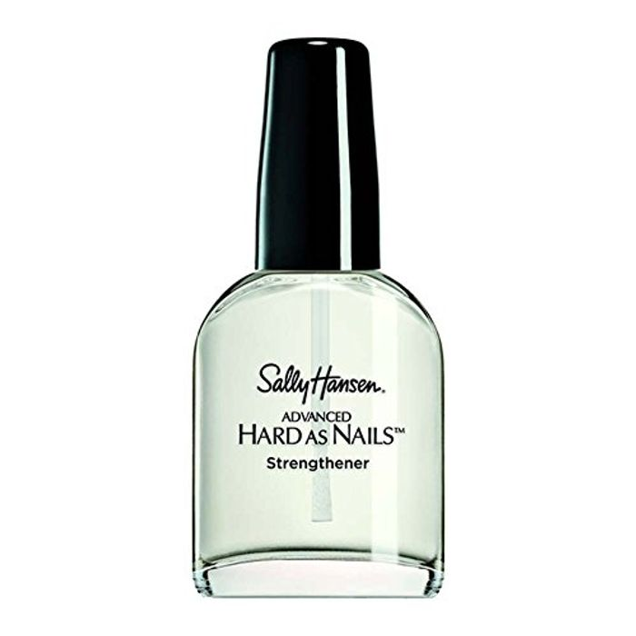 Sally Hansen Hard as Nails with Nylon Nail Treatment Formula 13.3ml
