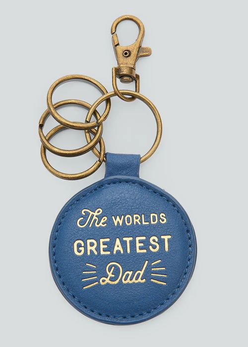 Worlds Greatest Dad Keyring, Only £1.50!