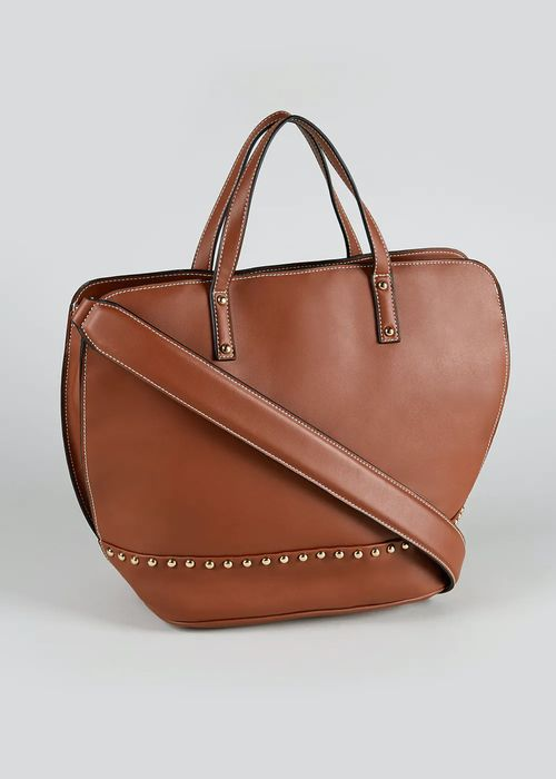 Studded Tote Bag, Half Price!