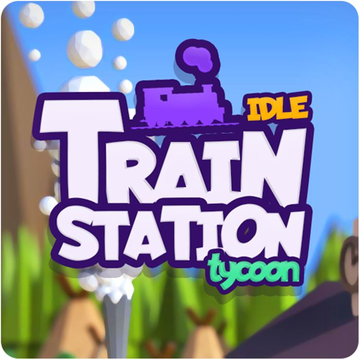 Idle Train Station Tycoon - Usually £1.59