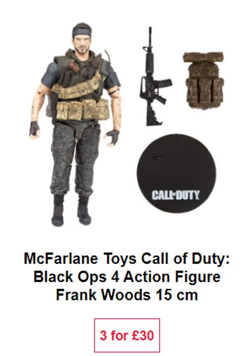 3 for £30 on Statues and Figurines