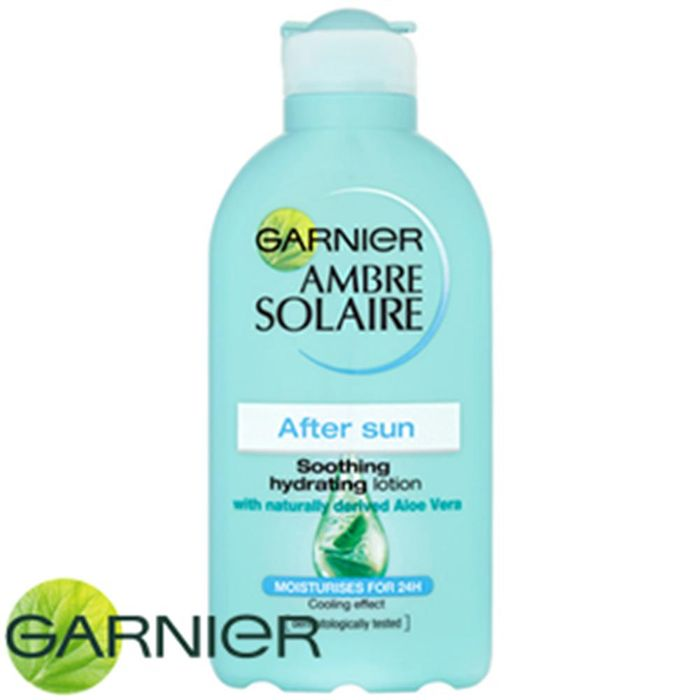 Garnier Ambre Solaire: After Sun Soothing Lotion
