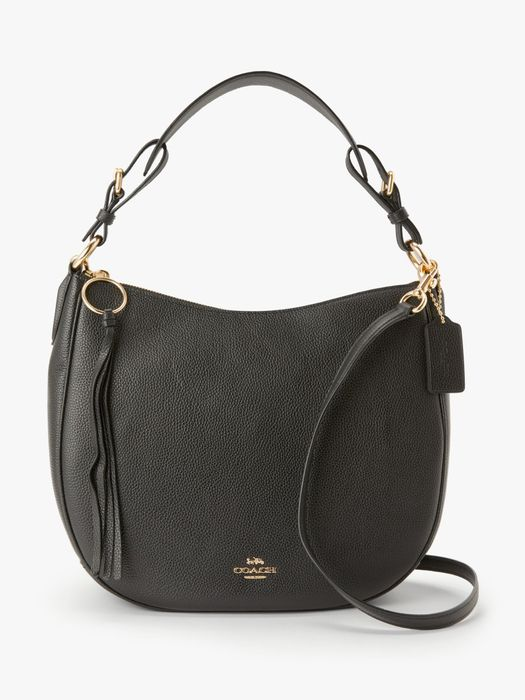 Coach Sutton Pebbled Leather Hobo Bag ( 3 Colors)
