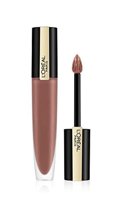 L'Oreal Paris Rouge Signature Matte Liquid Lipstick 116 I Explore