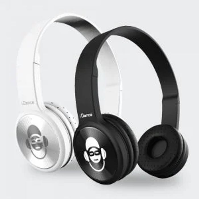 Set of 2 Bluetooth Headphones