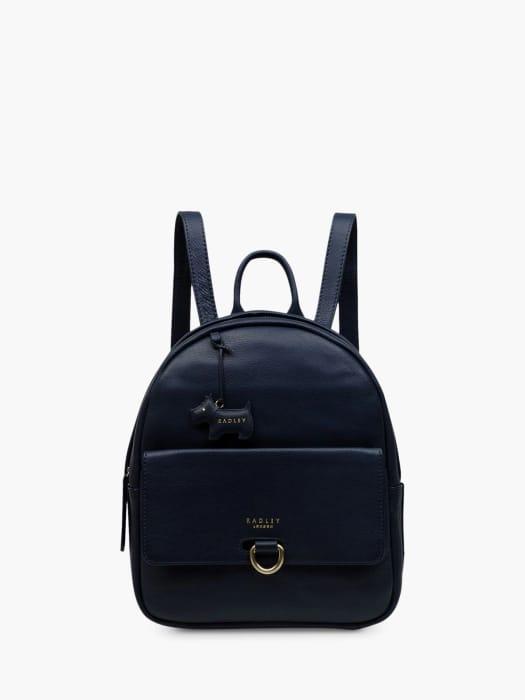 Radley Isabella Grove Leather Medium Backpack