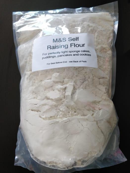 2kg Self Raising Flour