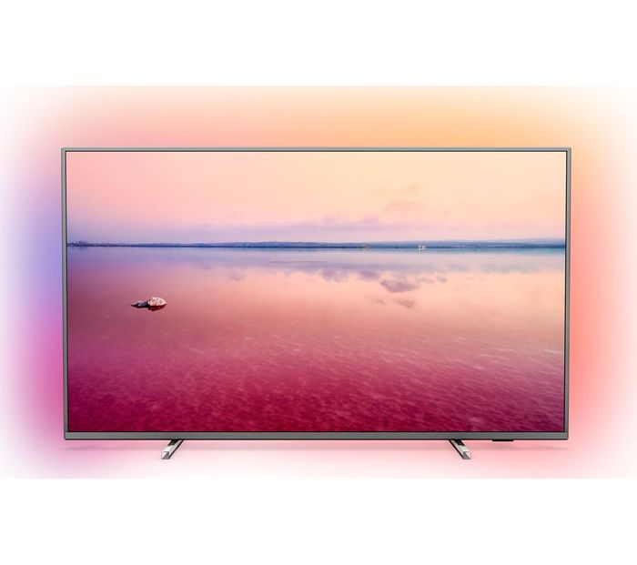 "PHILIPS Ambilight 50PUS6754/12 50"" Smart 4K Ultra HD HDR LED TV"