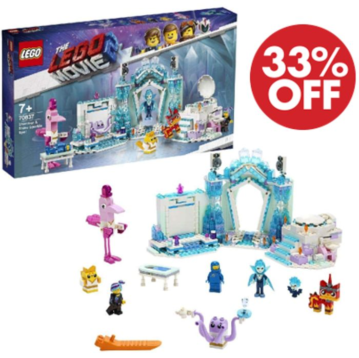 LEGO MOVIE 2 - Shimmer and Shine Sparkle Spa (70837)