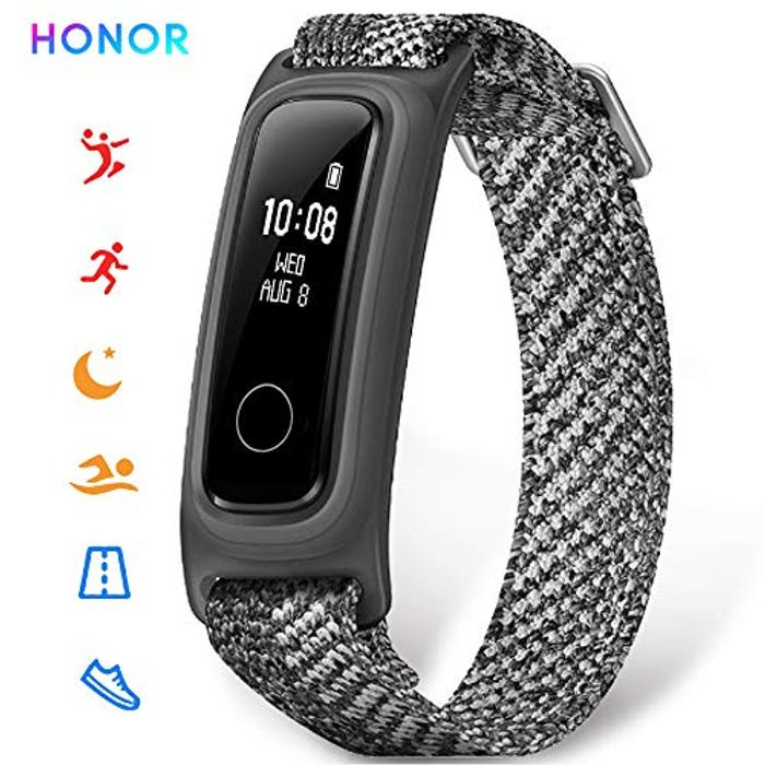 HONOR Band 5 Fitness Tracker Discount + Voucher