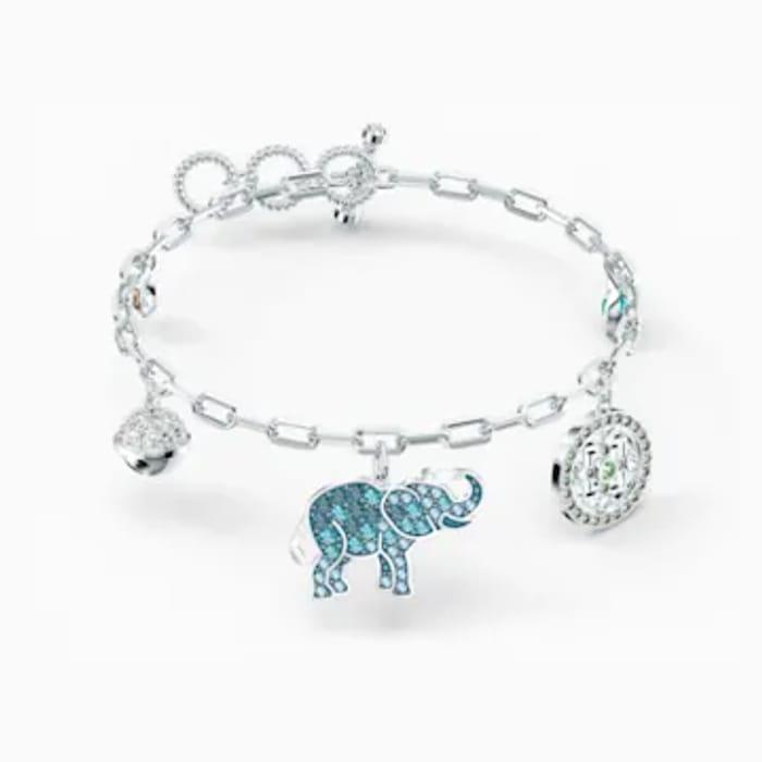 Swarovski Symbolic Elephant Bracelet,
