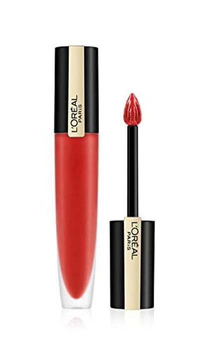 L'Oreal Paris Rouge Signature Matte Liquid Lipstick 113 I Don't