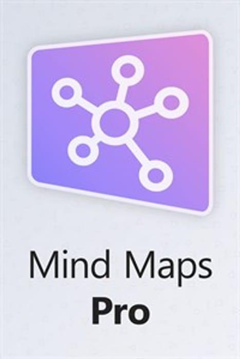 Mind Maps Pro - Usually £16.74