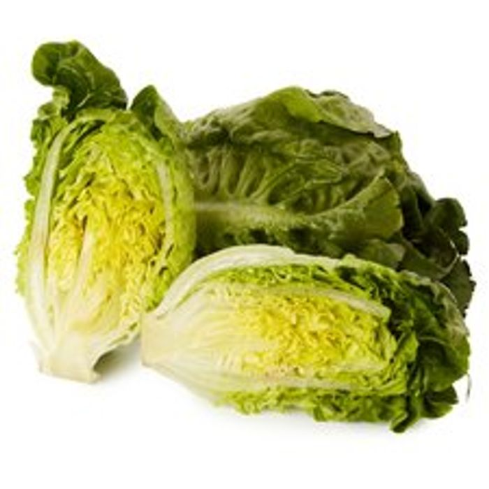 Tesco Little Gem Lettuce 2 Pack