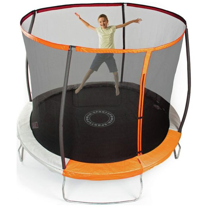 In Stock Today - Trampolines!