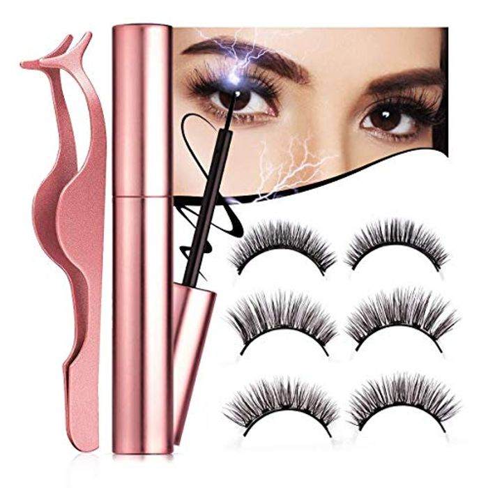 40% off Magnetic Eyeliner and Lashes Set