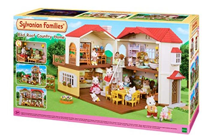 Sylvanian Families 5302 Red Roof Country Home