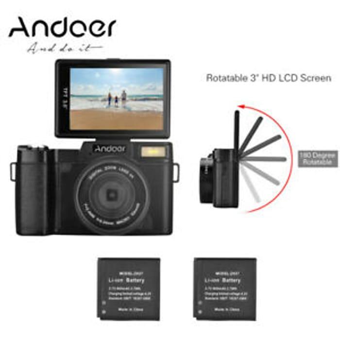 Cheap Vlogging Digital Camera Only £48.95
