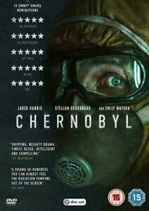 Chernobyl: A HBO Miniseries (DVD)