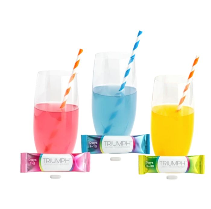 Triumph Free Sample Just Pay P&P Of £2 Or £2.90 Depending On Your Location