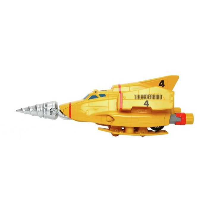 Thunderbirds 4 Rescue Mission Playset