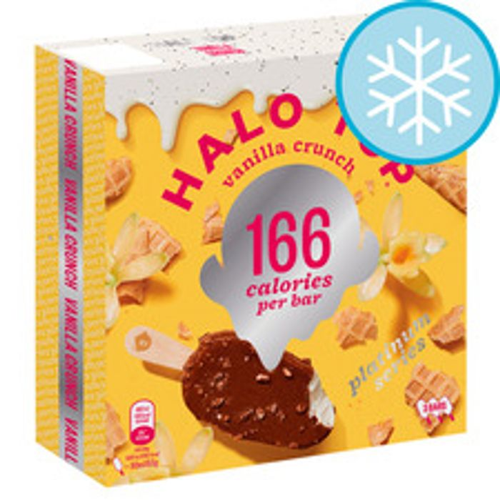Save £1.45 On Halo Top Vanilla Crunch Ice Cream + 3 Others Listed