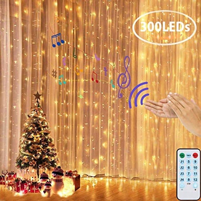 1/2 Price LED Curtain Lights