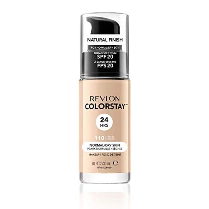 Revlon Colorstay Foundation for Normal/Dry Skin SPF 15, Ivory
