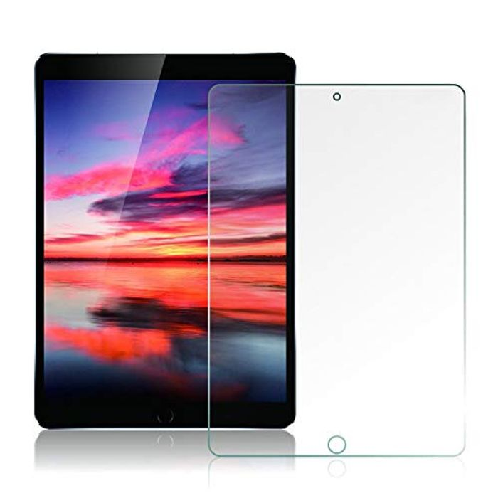 2 Pack] iPad 10.2 Inch (7th Generation) Screen Protector