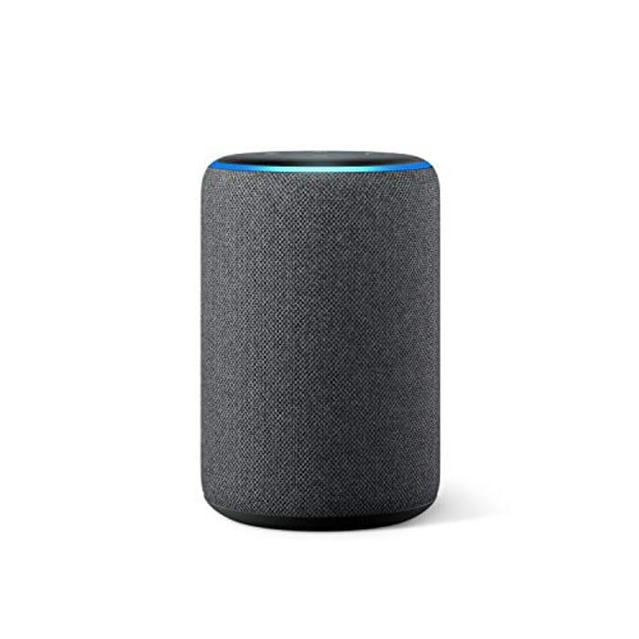 Amazon Echo (3rd Generation) - Smart Speaker with Alexa
